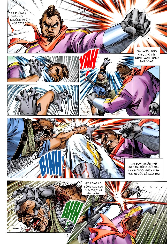 Tân Tác Long Hổ Môn chap 793 Trang 12 - Mangak.info