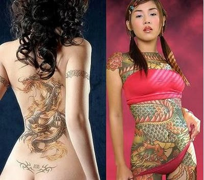 Gallery girl tattoos design