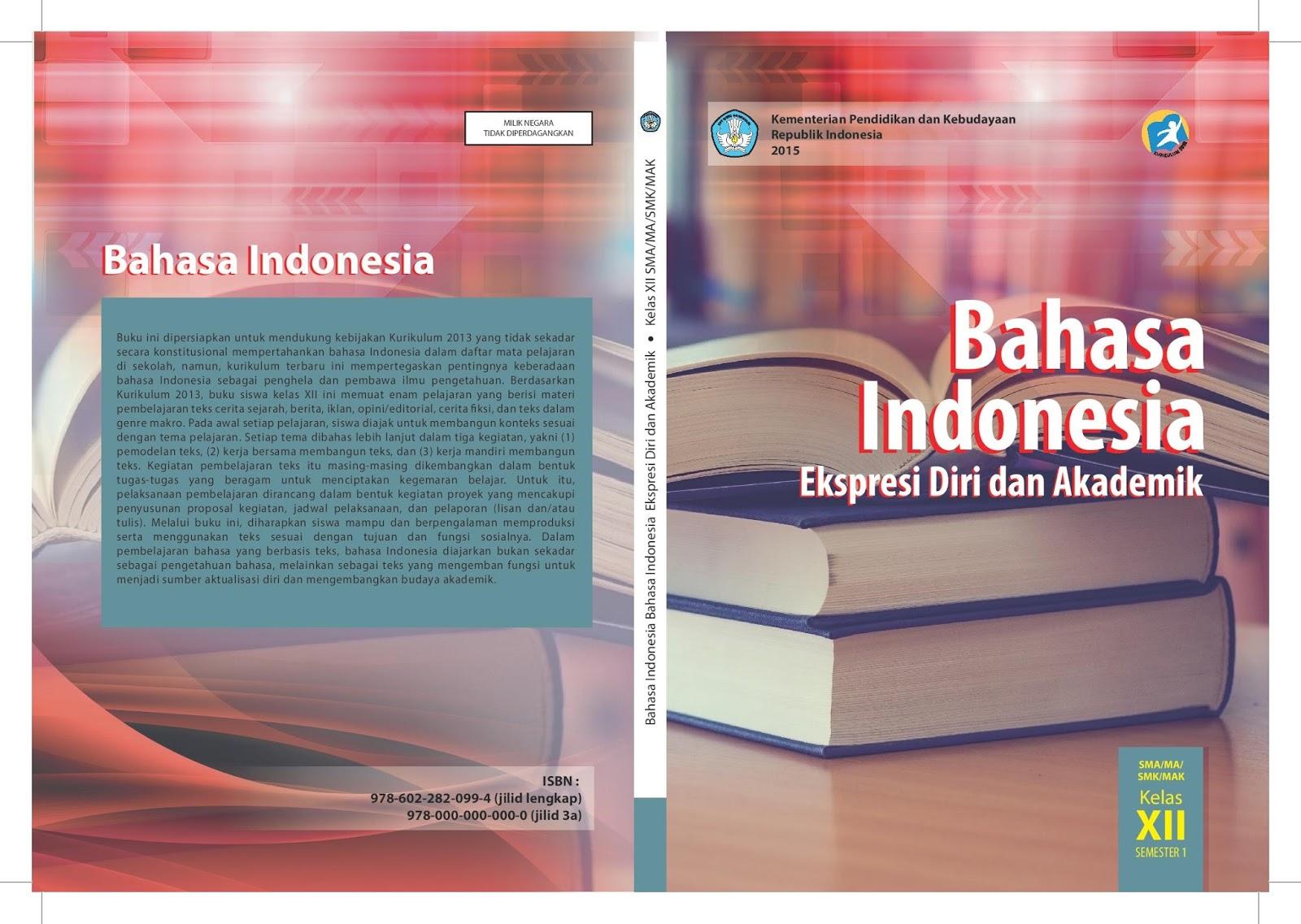 Tugas Bahasa Indonesia Kelas Xii Halaman 33 Buku Paket Semester 1 Kurikulum 2013 Agan Blog