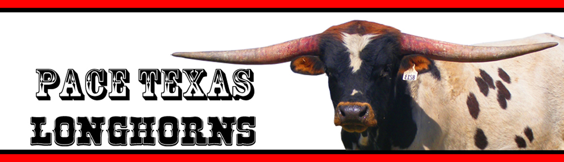 Pace Texas Longhorns