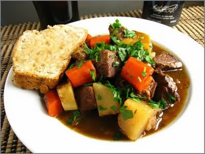 Healthy Irish Lamb Stew