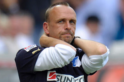 Stanislawski demitido do Hoffenheim