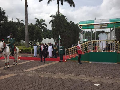 More photos from the Independence Day Celebration in Abuja