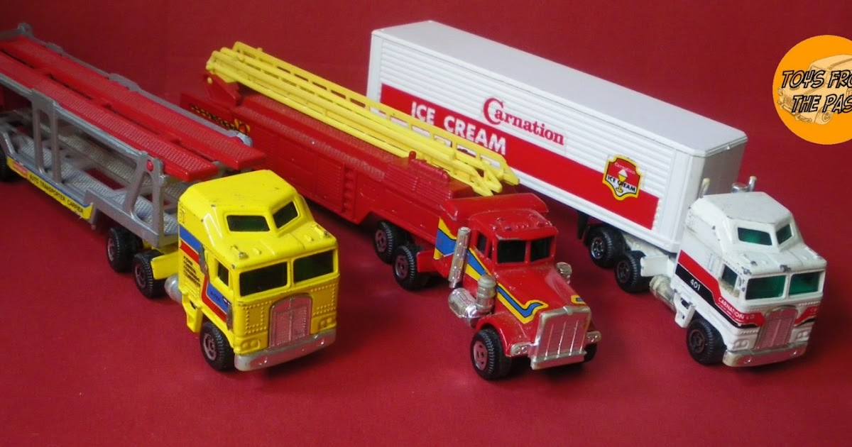 Toys From The Past : Toys from the past guisval kenworth w k