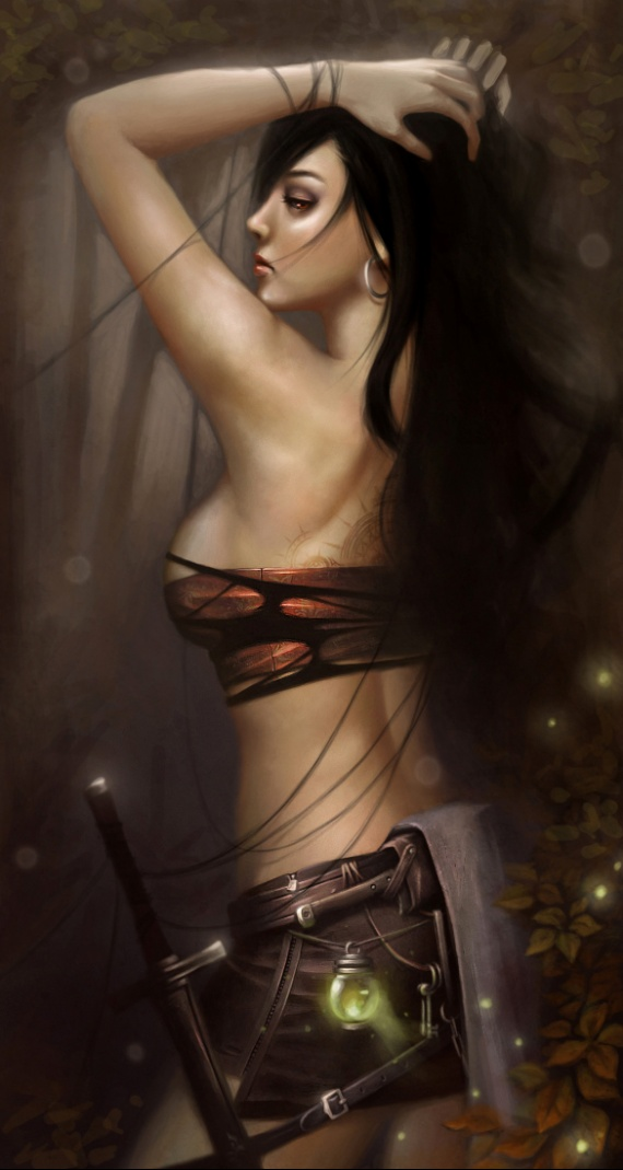 MAGICK OF THE WARRIOR ELVEN