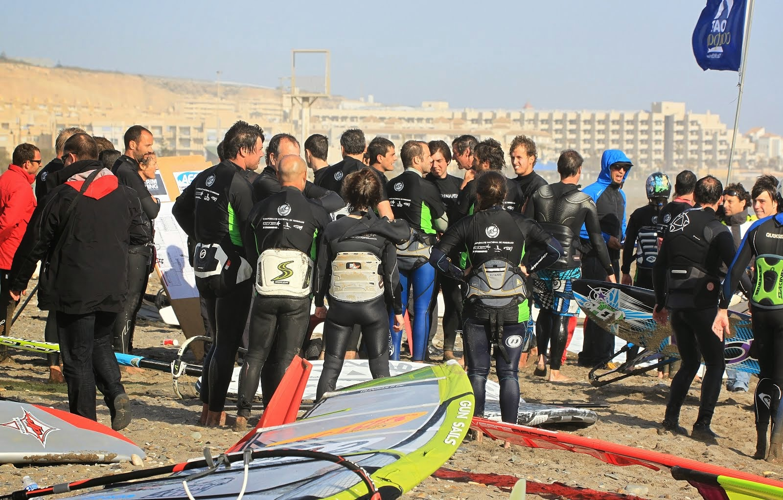 club windsurf & kite Mar Azul
