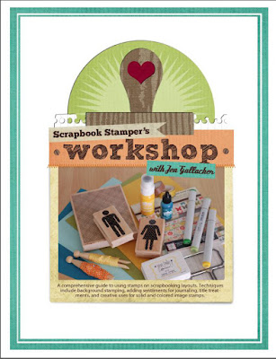 Scrapbook Stamping: Using Stamps on Scrapbook Layouts Ebook by Jen Gallacher http://jen-gallacher.mybigcommerce.com/scrapbook-stamping-ebook/