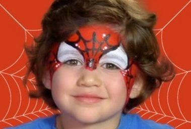 Maquillaje de halloween para niños DIY