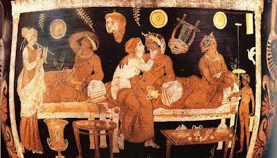 Artistas esclavos entre los griegos, obra sin datos tomada de sofiaoriginals.com