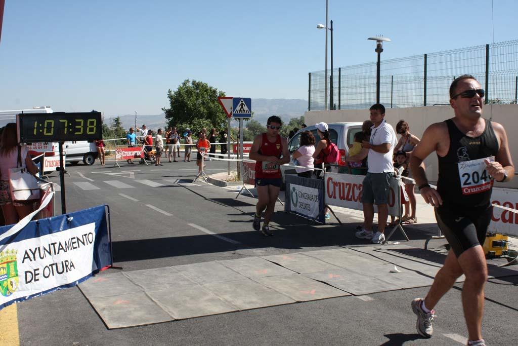 Club rosario trabuco atletismo prueba de fondo rio dilar for Temperatura en otura