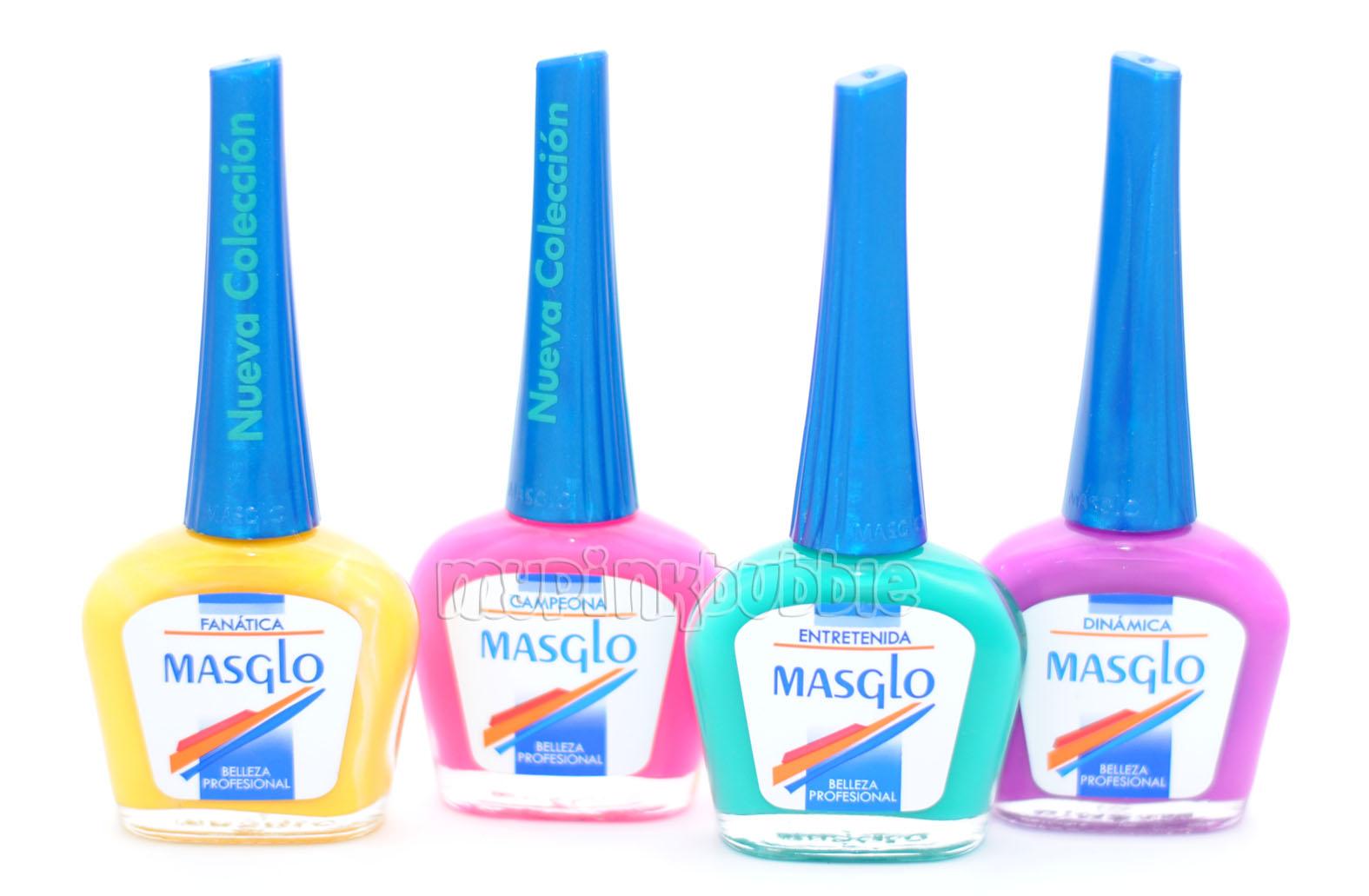 Masglo colección Tropical