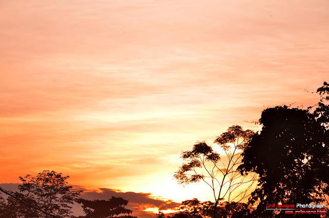 Best Sunrise in Yogyakarta - Indonesia