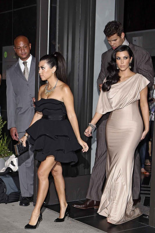 "Kim Kardashian at ""A Night of Style & Glamour"""