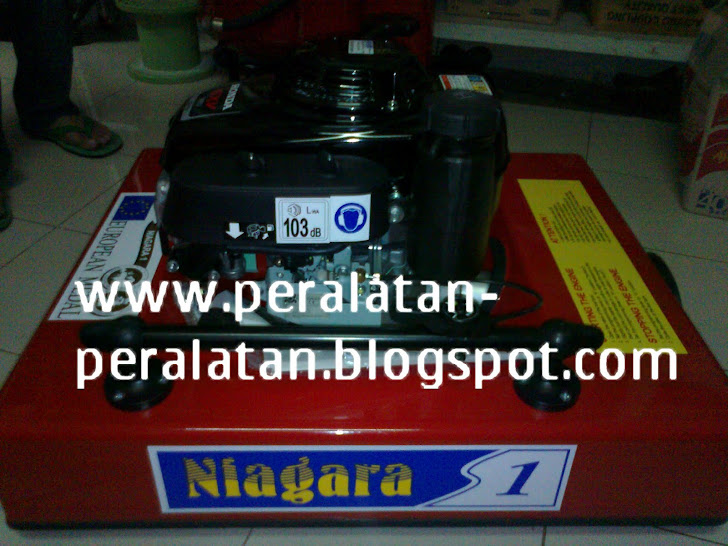 Floating fire pump 600 Liter/ detik