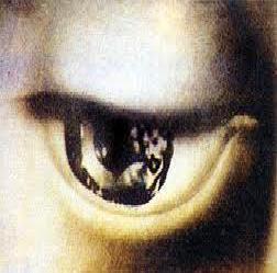 los ojo de la virgen de guadalupe: