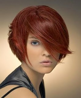 short black hairstyles short layered hairstyles  bouncy