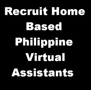 Recruit Virtual Assistant