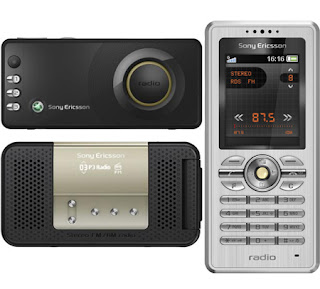Spesifikasi Sony Ericsson R300 Radio Review Harga Baru Bekas