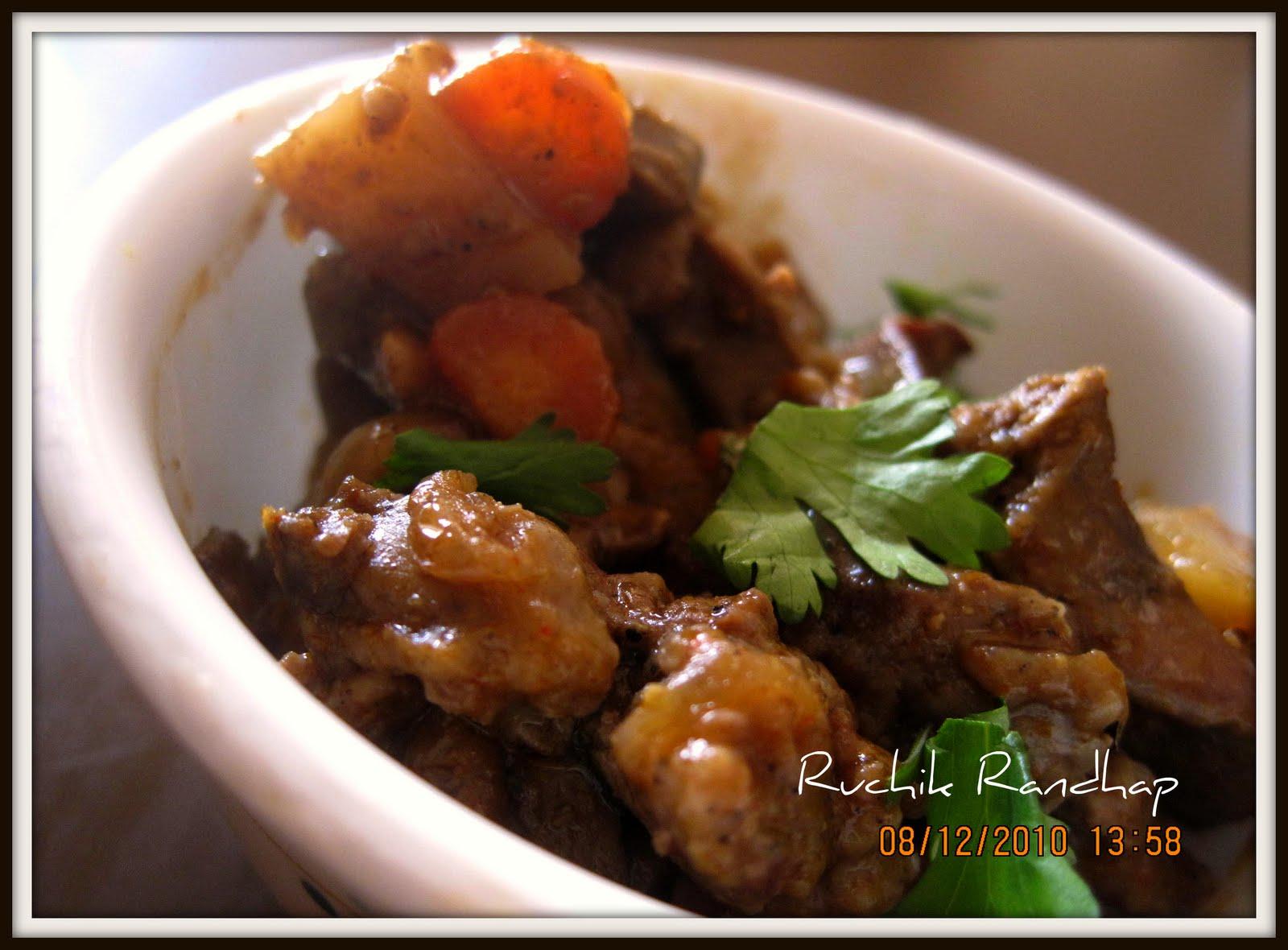 Spicy chicken liver recipe indian