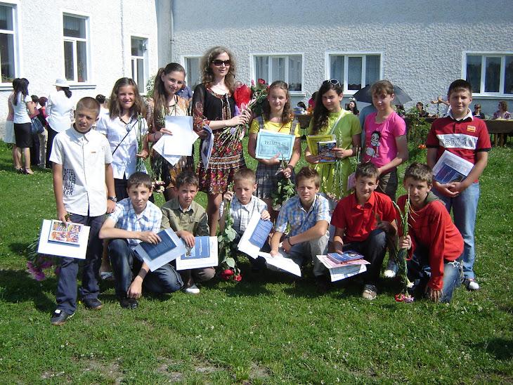 Premianții clasei a VI-a, 2011