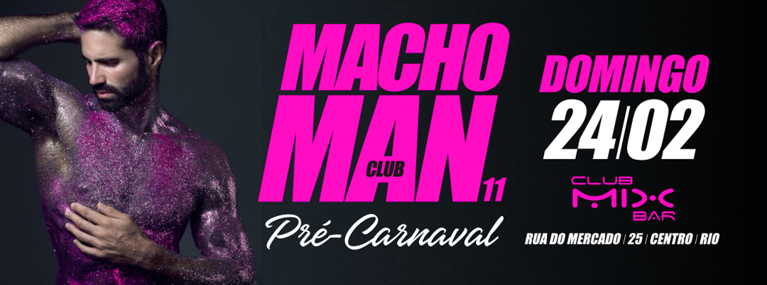 MACHOMAN CLUB