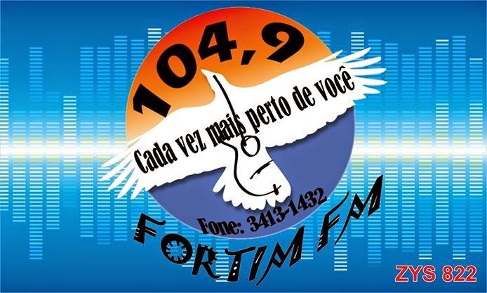 RÁDIO FORTIM FM 104,9