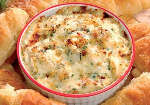 Spicy Cajun Seafood Dip Recipe