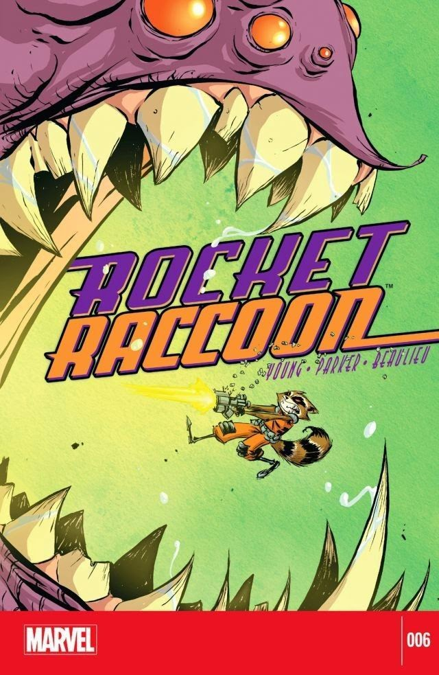 Rocket Raccoon #6