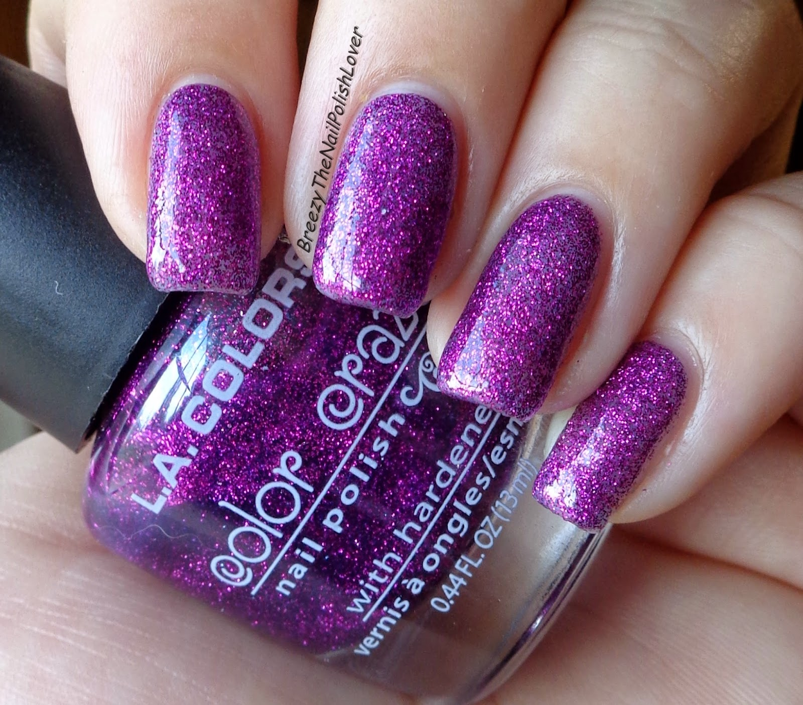 breezythenailpolishlover: new l.a. color nail polish review and