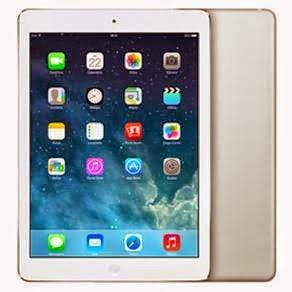 iPad Air com Tela Retina Apple 64GB