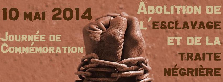 Journée de commémoration de l'abolition de l'esclavage