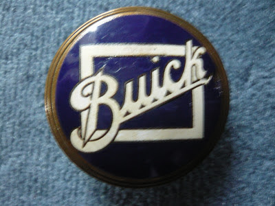 buick radiator emblem badge vintage