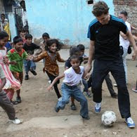 Save the Children Fernando Llorente