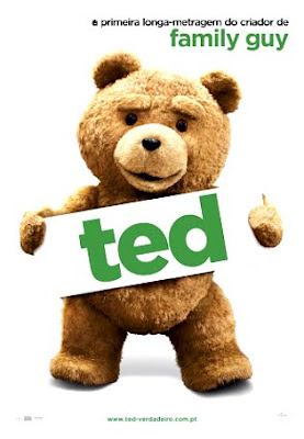 Filme Poster Ted R5 XviD Dual Audio & RMVB Dublado