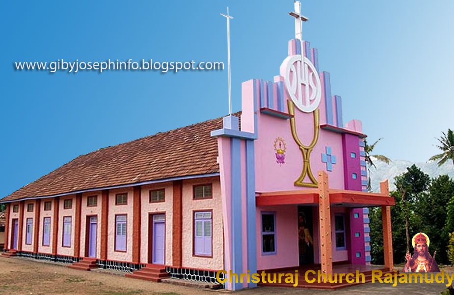 Christuraj Church Rajamudy