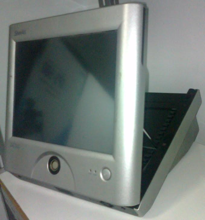 Mesin cash register 3000 PLU LCD screen display SAM4AS