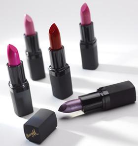 Barry M lipstick and lip gloss