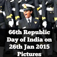 66th Republic Day of India on 26th Jan 2015 Pictures