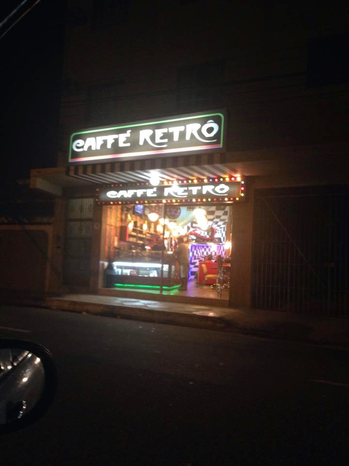 Cafe Retro Macae
