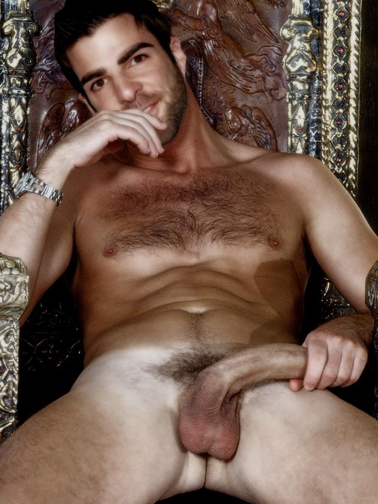 quinto nude Zachary