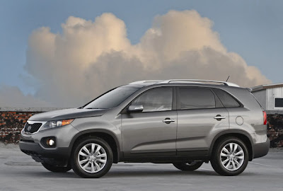 2011 Kia Sorento Wallpaper