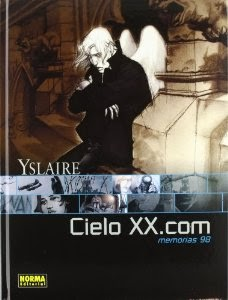 Cielo XX.com 1 Memorias 98,Bernar Yslaire,Norma Editorial  tienda de comics en México distrito federal, venta de comics en México df