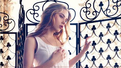 Scarlett Johansson Nice wallpaper 2