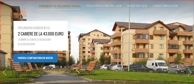 Apartamente cu 2 camere - Prelungirea Ghencea (Complex Latin) la preturi convenabile