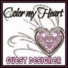 Color My Heart Guest Designer