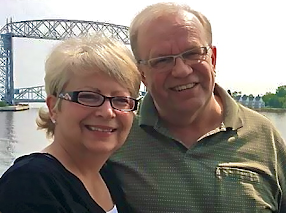 Pastors David and Linda Cross