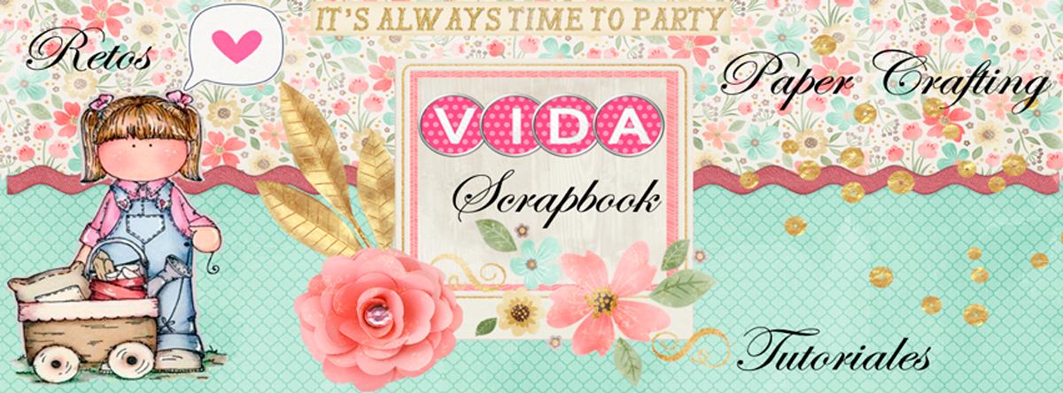 VIDA Scrapbook Challenges