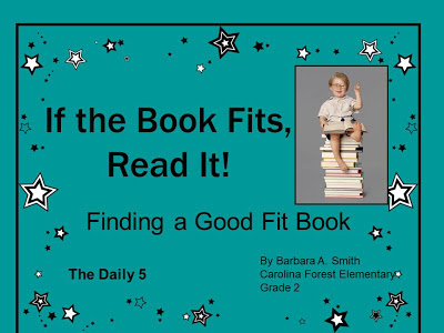 Tori\'s Teacher Tips: Daily 5- Read to Self {lots of freebies!}