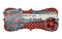 GDT at Quirky Crafts Challenge