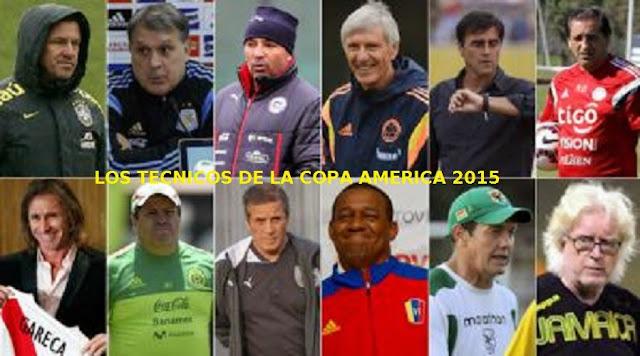 copa america 2015 Curiosidades